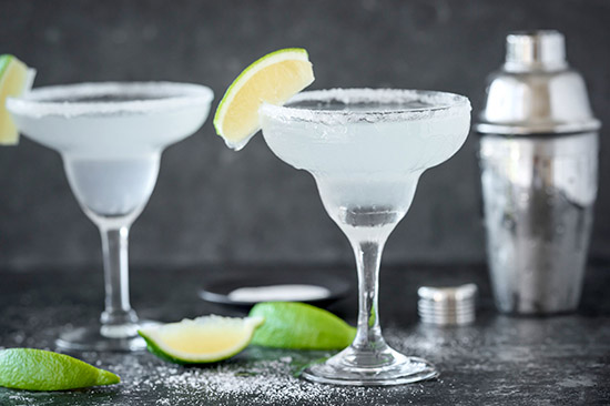 cocktail margaritaa