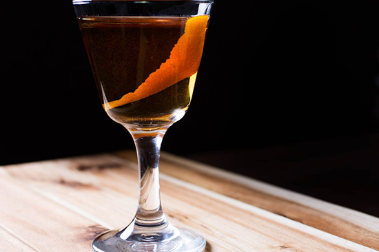 rob roy cocktail
