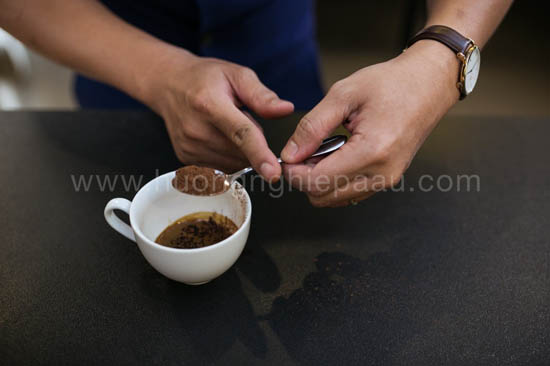 cafe appuccino truyền thống